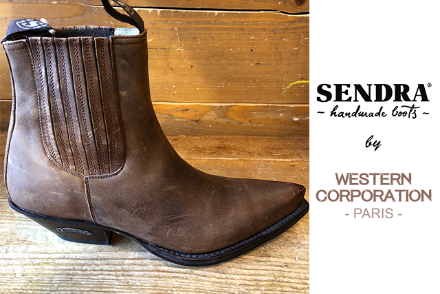 Sendra Santiag Boots by WestCorp 01