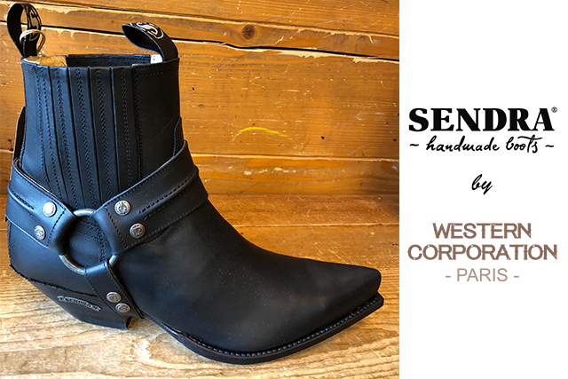 Sendra Santiag Boots by WestCorp 02