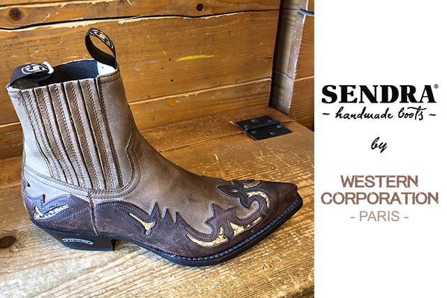 Sendra Santiag Boots by WestCorp 03