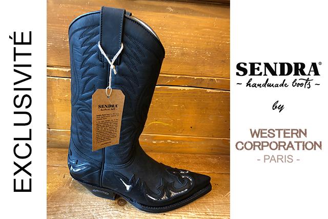 Sendra Santiag by WestCorp 08